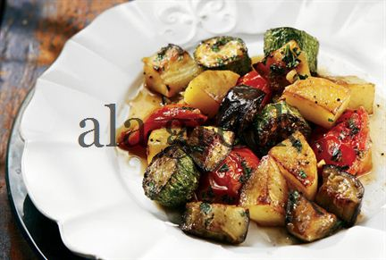 Briam (Greek Oven-Roasted Vegetables)